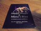 Johnny mastro & mama's boys - an intimate acoustic per