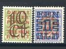 Nederland NVPH 132-33 postfris (scan A)