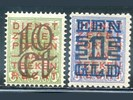 Nederland NVPH 132-33 postfris (scan C) + cert NKD