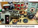 Luidspreker reparatie - speaker herstelling