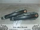 Seat Inca 1996-2003 Set deurgrepen buitenzijde
