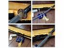 Scherpe samurai zwaarden (sabel, mes, dolk, zwaard