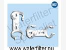 Waterfilter Klem