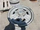 Cromodora Wheel rims 13x4,5 for Fiat X1/9-128 Coupè
