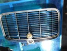 Front grill for Jaguar Xj6 series 1