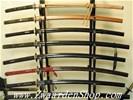 Scherpe samurai zwaarden (sabel, mes, zwaard, messen, dolk