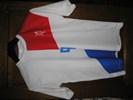 Shirt :van persie, nr 9 - maat 158, met broek, i.p.st. - 15