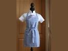 Luxe, vintage look, handgemaakte schorten. NIEUW !!