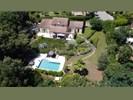 Villa Valbonne (12km Cannes) 6p prive zwembad