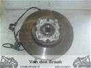 Kia Rio 1.4 16V 2005-2011 Fusee rechts voor