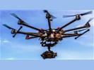 Drone piloot, luchtfotografie en aerial inspectie