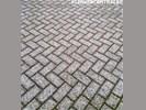 20191 ROOIKORTING 1.150m2 heide betonklinkers straatstenen