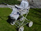 3 in 1 kinderwagen – wandelwagen - reisw