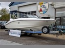 Sea Ray 210 SPX Outboard White Beauty
