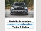 Maxton Design Porsche Panamera Turbo Spoiler Lip