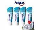 Prodent Tandpasta Long Active 75 ml - 4 MultiPack + Gratis