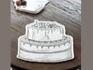 Rivièra Maison RM Loves Pie Serving Plate