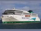 Cherbourg-Dublin, rechtstreekse ferry naar Ierland