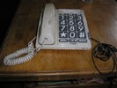 Telefoon met grote toetsen