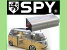 SPY Omvormer 12v-220v 600Watt universeel