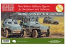 Sd.Kfz. 250 Alte 3x and 27 figures