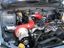 Complete bolt on superchargerset EJ16 EJ