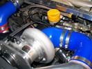 Raptor V supercharger tot 11PSI/5 liter
