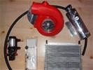Raptor VLC Watergekoelde supercharger!