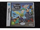 Disney Phineas and Ferb A Cross The 2nd Dimension Nintendo