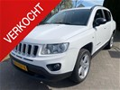 Jeep Compass 2.0 Limited AIRCO/CRUISE/STOELVERWARMING