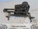 VW Fox 2005-2012 Ruitenwissermechaniek met motor voor
