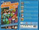KINDER DVD 5-BOX DE GROTE AVONTUREN BOX DEEL II NIEUW