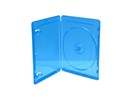 Blu-Ray doosjes transparant blauw 5 stuks 11mm