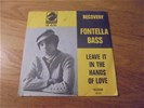 Fontella bass - leave it in the hands of love 7'' single