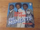 The moments - dolly my love ( 7'' single 6146416 )