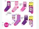 Barbie sokken – 6 paar Maat 31/34 – 6 paar