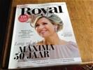 ROYAL , Máxima 50 , Speciale uitgave