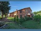 Vakantieappartementen en BenB op landgoed in Le Marche