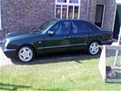 Zeer mooie mercedes E300TD avantgarde