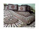 Beddengoed uit INDIA lakens linnen dekbedovertrek