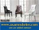 Luxe design moderne leer STOELEN meubels ADA Furniture BREDA