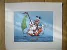 Donald duck prent 1
