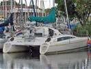Gebruikte kajuit catamarans te koop