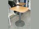 Sta tafel B75xD86cm. 3x vr