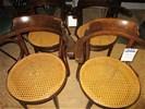 1xSET 7x Thonet stoel type 233