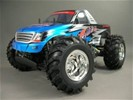 Radiografische auto Monstertruck Tiger 4WD HBX 1:10