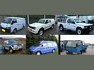 L300 , L200 , L400 , canter alle modellen ook met schade