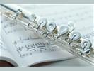 Dwarsfluitles/Flute lessons