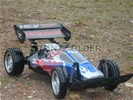 Radiografische off road auto Buggy Raider 1:10