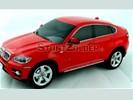 Radiografische auto BMW X6 1:24 (licentie)